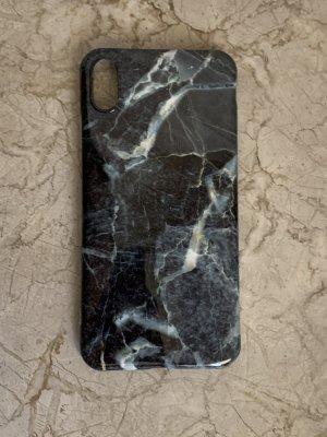 iPhone XS Max Case Hülle Schutzhülle in Marmoroptik