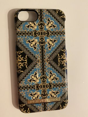 Mobile Phone Case gold-colored-turquoise
