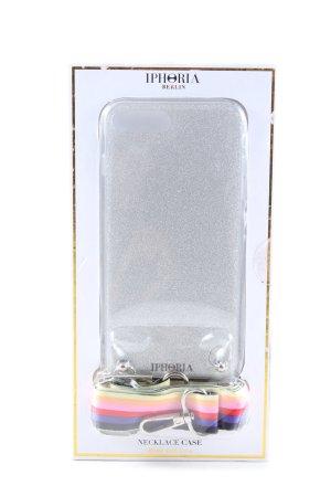 """Iphoria Handytasche """"iPhone 7+/8+"""" silberfarben"""