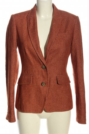 IQ+ Berlin Kurz-Blazer hellorange Business-Look