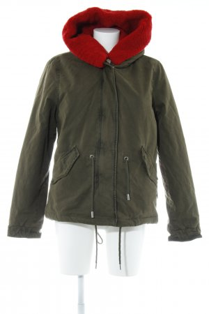IQ+ Berlin Parka khaki Casual-Look