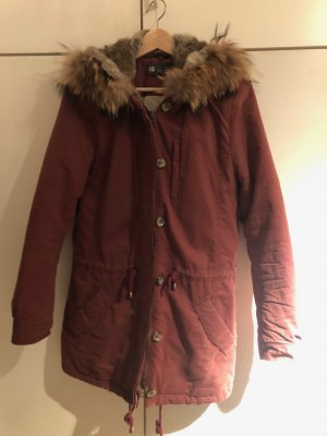IQ women Parka bordeaux Bont