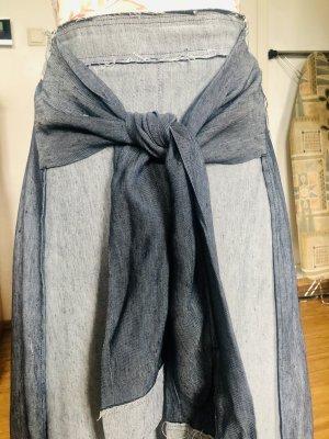 aviu Asymmetry Skirt cornflower blue