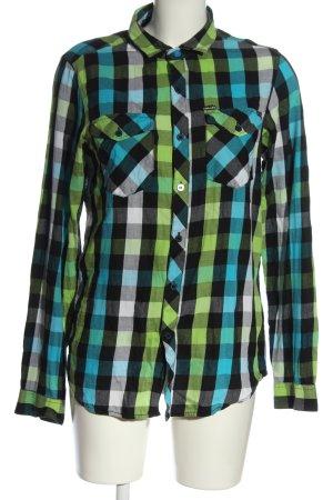 Iriedaily Lumberjack Shirt check pattern casual look
