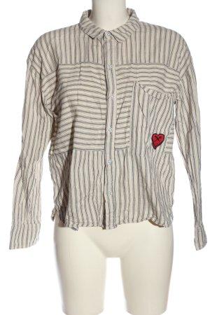 Iriedaily Long Sleeve Shirt striped pattern casual look