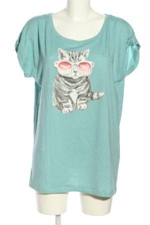 Iriedaily T-Shirt Motivdruck Casual-Look
