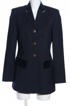 Iris Bayer Naval Jacket blue casual look