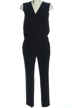 Iris & Ink Jumpsuit schwarz Elegant