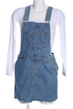 iris jeans Jeanskleid blau Casual-Look