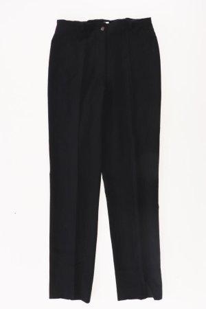 Wełniane spodnie czarny Wełna