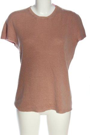 Iris von Arnim Cashmere Jumper pink casual look