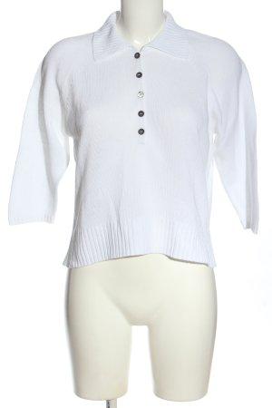 Iris von Arnim  bianco stile casual