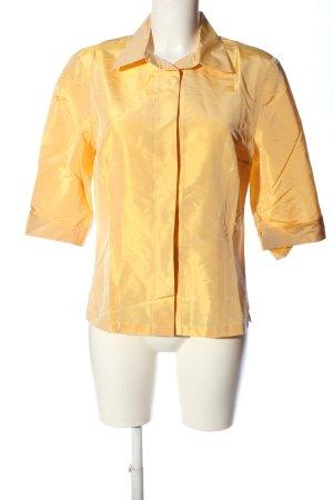 Iris von Arnim Camicia blusa arancione chiaro stile casual
