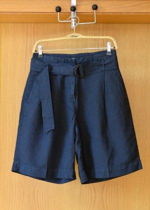 Iris von Arnim Shorts blu scuro-blu Lino