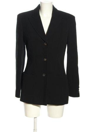 Iris von Arnim Blazer en laine noir style d'affaires