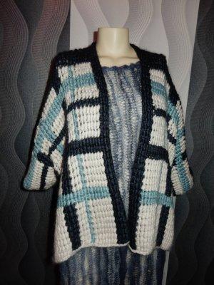Iris von Arnim Giacca di lana blu pallido Seta
