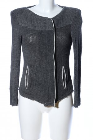 Iro Cardigan hellgrau Casual-Look