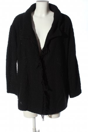 Iro Cardigan schwarz Casual-Look