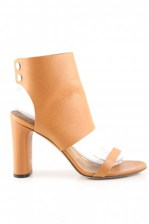 Iro High Heel Sandaletten hellorange Casual-Look