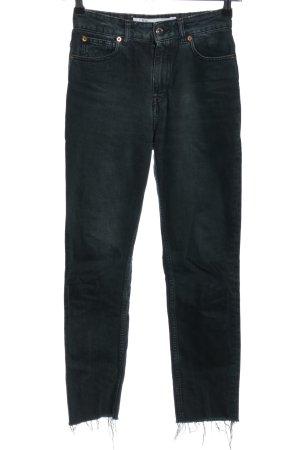 Iro High Waist Jeans schwarz Casual-Look