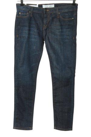 IRO JEANS 7/8 Jeans blau Casual-Look