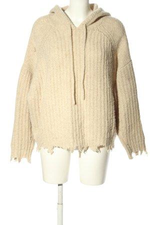 Iro Hooded Sweater cream casual look