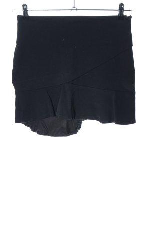 Iro Mini rok zwart casual uitstraling