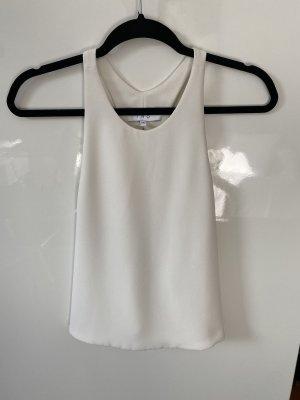 Iro Backless Top white
