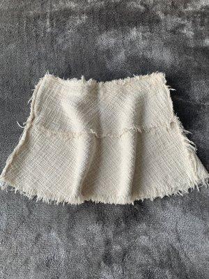 Iro Miniskirt natural white