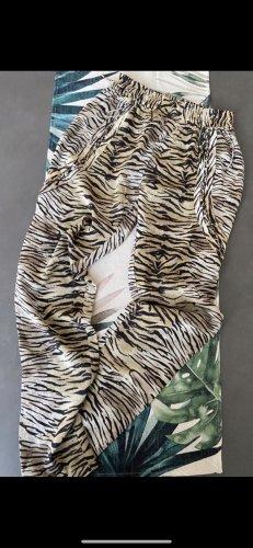 Iro Pantalon taille basse multicolore