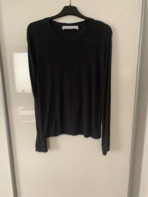 Iro Shirt Baumwolle , in dunkelblau, S