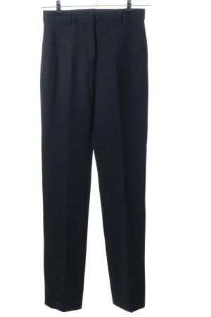 Iro Pantalone jersey nero stile professionale