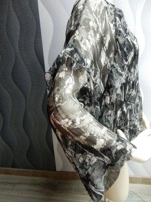 Iro Blusa a tunica grigio scuro Viscosa