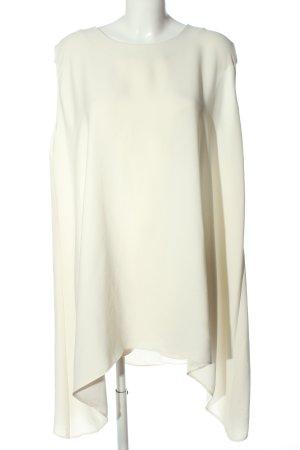 Iro Asymetryczna sukienka w kolorze białej wełny W stylu casual