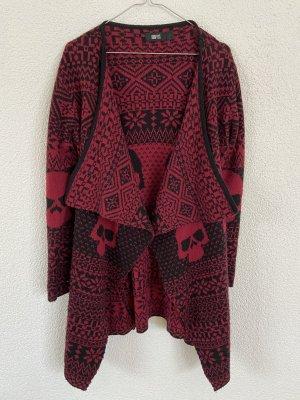 Iron fist Cardigan tricotés violet