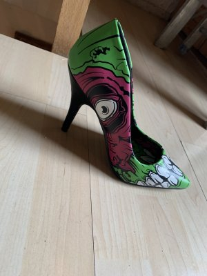 Iron Fist Highheels -Monster NEU!!!!