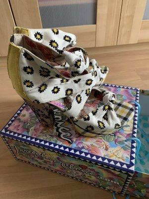 Irregular choice Plateauzool sandalen veelkleurig