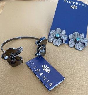 Isa Bahia Earrings + Bracelet