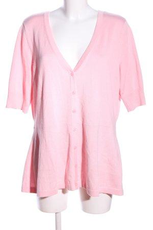 Isaac Mizrahi Strickjacke pink Casual-Look