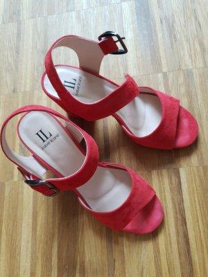 Isabel Licardi stylische Sandaletten
