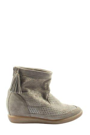 Isabel Marant Absatz Sneaker khaki Casual-Look