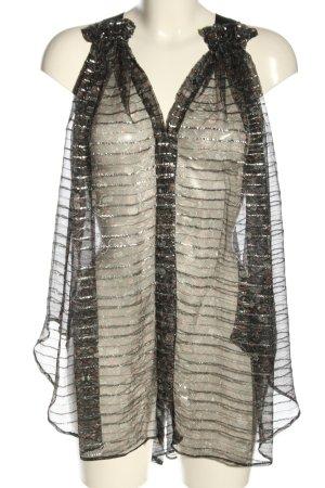 Isabel Marant Sleeveless Blouse abstract pattern elegant