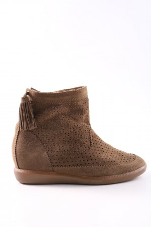 Isabel Marant Ankle Boots braun Casual-Look