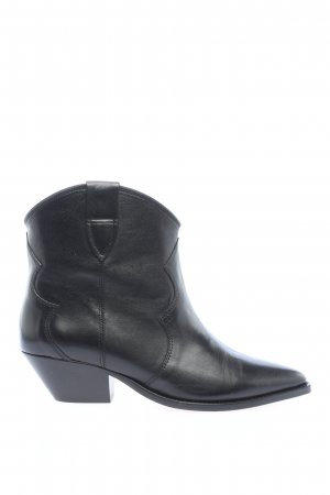 """Isabel Marant Ankle Boots """"Dewina Heeled Ankle Boots"""" schwarz"""