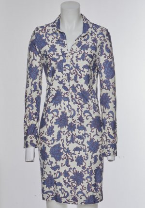 Isabel Marant Jersey Dress multicolored silk