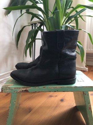 ISABEL MARANT Boots Gr. 38 schwarz
