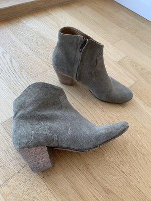 Isabel Marant Dicker Boots 38