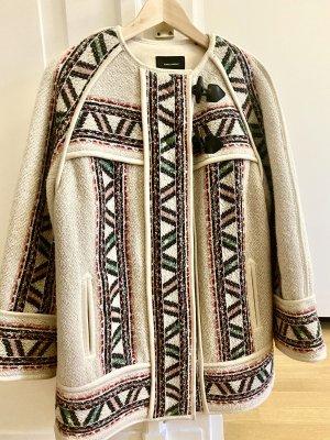 Isabel Marant Oversized jas veelkleurig