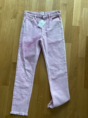 Isabel Marant Étoile Pantalone a vita alta multicolore