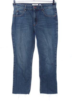 Isabel Marant Étoile 7/8 Jeans blau Casual-Look